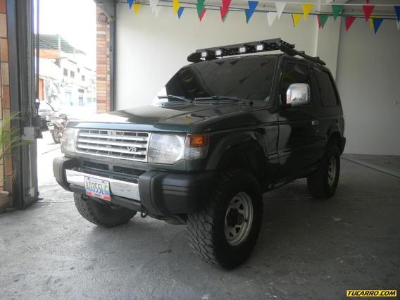 Mitsubishi Montero Dakar