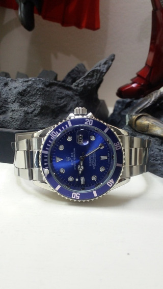 Reloj Rolex Fecha Doble
