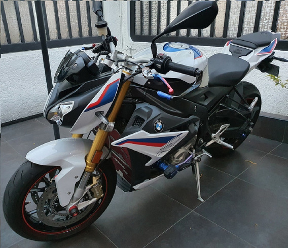 Bmw S1000 R Naked Hermosa Como Recién Salida De Autogermana