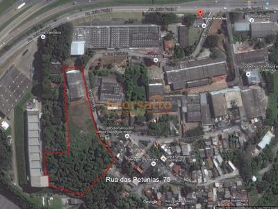 Galpão Industrial Para Venda E Locação, Jardim Santa Bárbara, Embu Das Artes. - Ga0165
