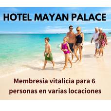 Tiempo Compartido En Hotel Mayan Palace Membresia Vitalicia