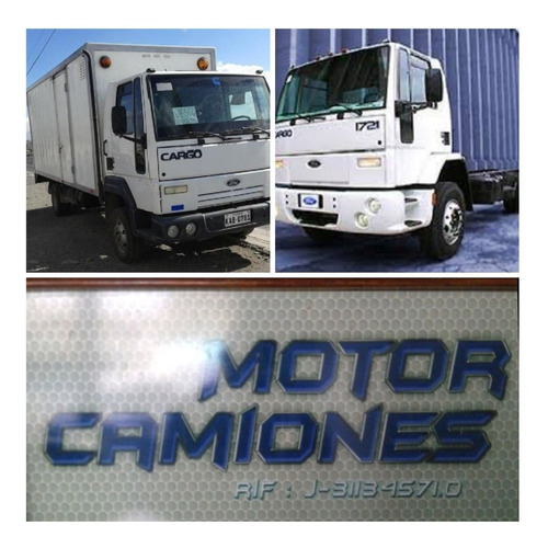 Faro Izq Der 1721 815 4432 Ford Cargo