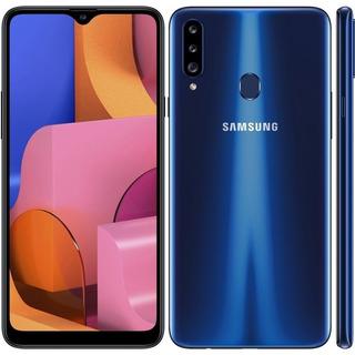 Samsung Galaxy A20s Sm-a207m Dual Sim 4g Lte 6.5 3gb/32gb