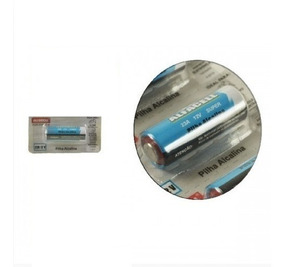 Mini Pilha Bateria 12v A23 23a Alcalina Alfacell Unidade