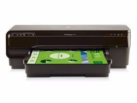 Impressora Jato De Tinta Color Hp - Oj 7110 A3 Wide Format