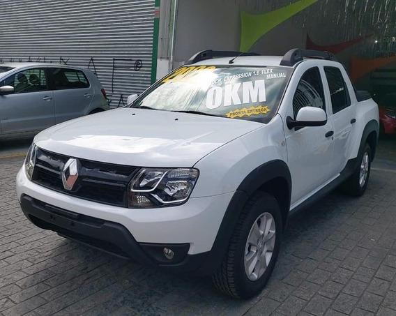 Renault - Oroch 1.6 (0km) - 2020