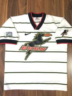 Camisa Dallas Burn Nike Oficial 1996 Rara Original Importada