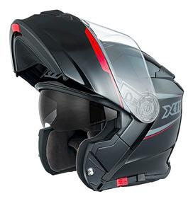 Capacete Robocop X11 Turner Sv Preto - Com Viseira Interna