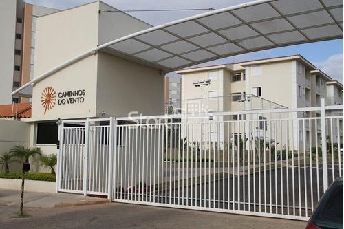 Apartamento À Venda Em Jardim Nova Hortolândia I - Ap006923