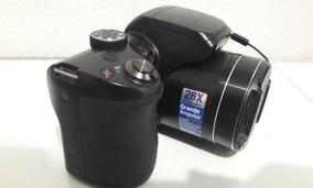 Camera Samsung Wb100 Estragada Bloco Optico