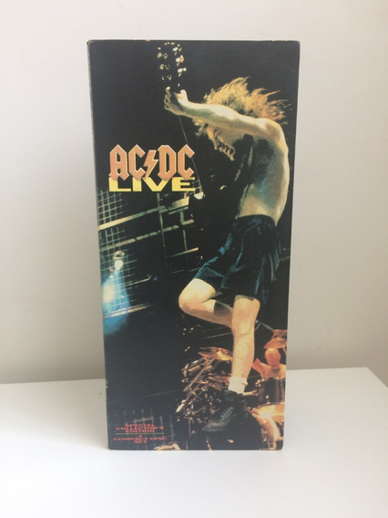 Cd Ac/dc - Live - Special Collector