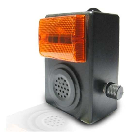 Campainha Telefone Industrial Auxiliar Audiovisual 220v
