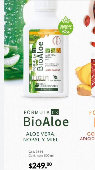 Fórmula 03 Bio Aloe Blen