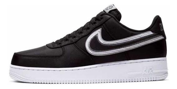 Zapatillas Nike Air Force Hombre Negra en Mercado Libre ...