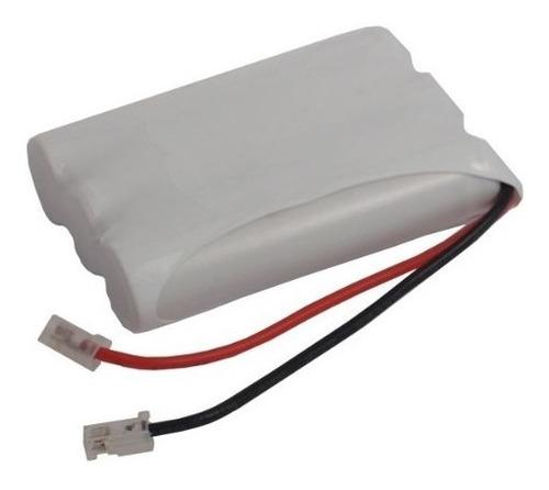 Imagen 1 de 5 de Bateria Telefono 3.6v 800mah Nickel Metal Recargable 3aaa