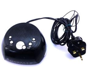 Radio Relogio Tesco Cr106 220v Alarme Am/fm C/ Defeito A8068