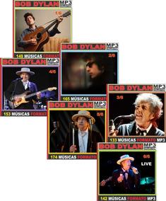 Bob Dylan Discografia Completa 68 Cd Com 961 Músicas