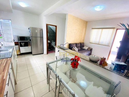 Imagem 1 de 21 de Sobrado Villagio Maria Da Luz Com 2 Dormitórios À Venda, 63 M² Por R$ 181.000 - Vila Iracema - São José Dos Campos/sp - So0106