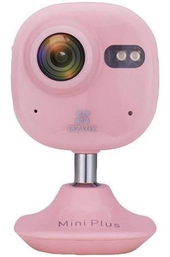 Camara Ip De Seguridad Wifi Para Ninos Monitor Casa Mascota