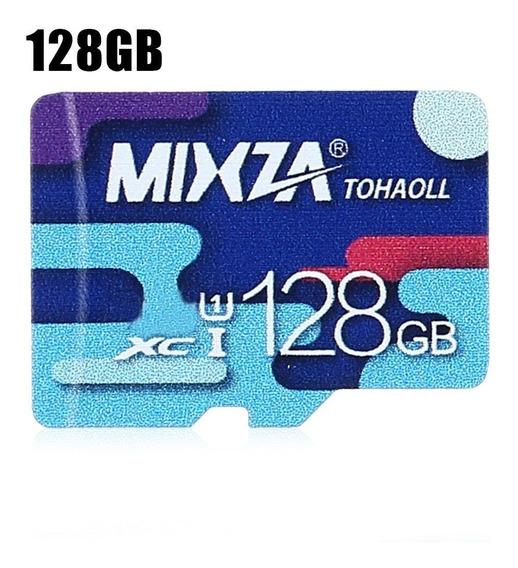 Cartão Micro Sd De 128gb Mixza Classe 10