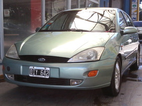 Ford Focus Ghia 1.8td 5 Puertas 100% Financiado