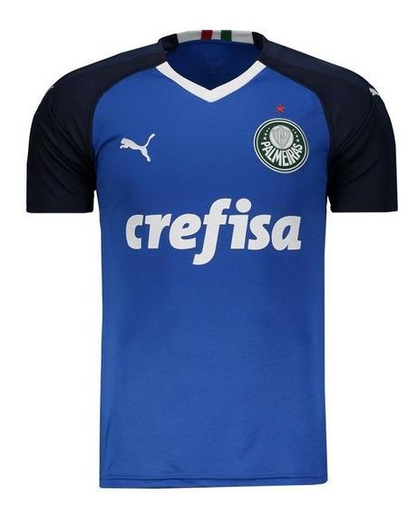 Camisa Puma Palmeiras I 2019 Goleiro