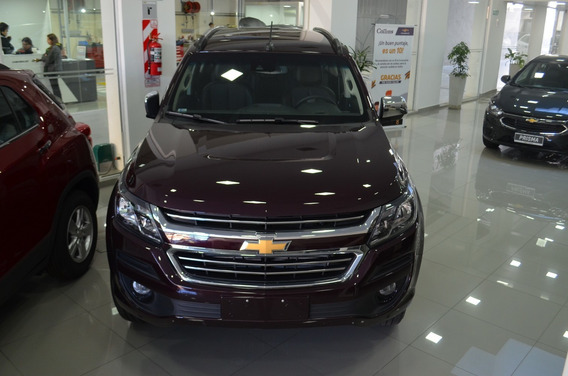 Chevrolet Trailblazer 2.8 Td Ltz At 4x4 Compite Sw4 #nt