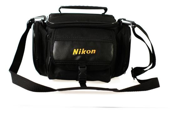 Bolsa Nikon Para Camera E Acessorios Pronta Entrega Oferta