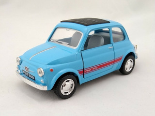 Miniatura Carrinho Fiat 500 (cinquecento) Ano 1957