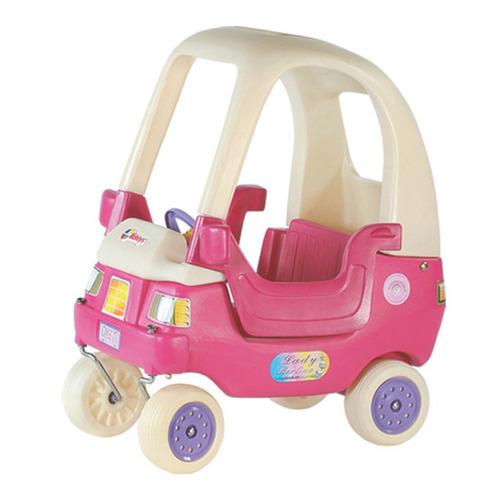 Vehículo Lady Con Techo Y Puertas Rotoys Original