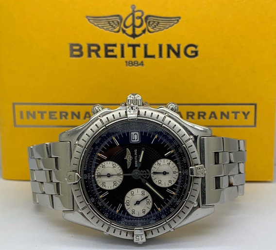Breilting Cronomat Aço