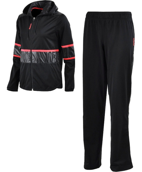 Conjunto Deportivo Reebok Original Sweater Damas - Ab0712