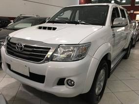 Toyota Hilux 2015 Branca Diesel
