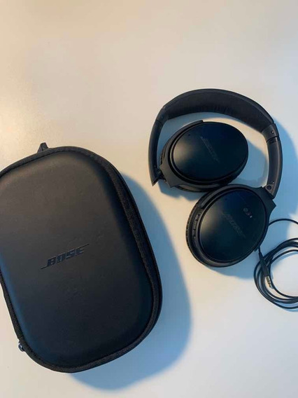 Fone Bose Qc35 - Noise Cancelling