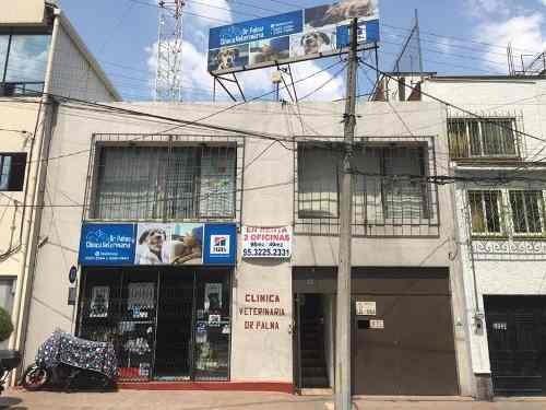 Oficina Comercial En Renta En Periodista, Miguel Hidalgo, Cdmx