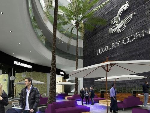 Imagen 1 de 4 de Locales En Luxury Corner Sonata Lomas De Angelopolis