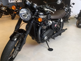 Triumph Bonneville T120 Black - Exclusiva
