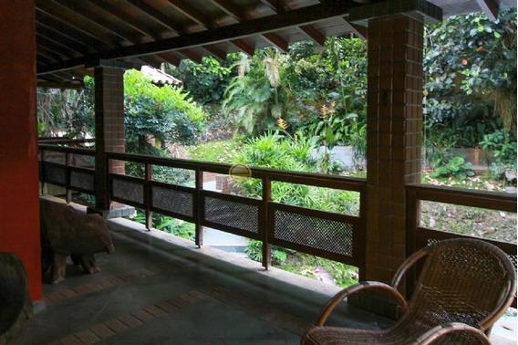 Casa Em Condomínio-à Venda-são Conrado-rio De Janeiro - 71247