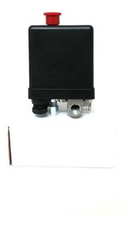 Presostato Para Compresor Monofasico 80-125psi 4vias Fb30-4h