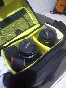 Canon Eos 1100d + Lente 75-300mm
