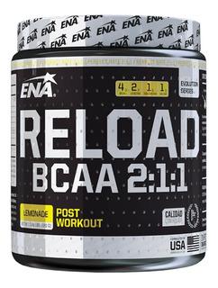 Reload Bcaa 2:1:1 En Polvo - Ena Recuperacion Muscular Envio