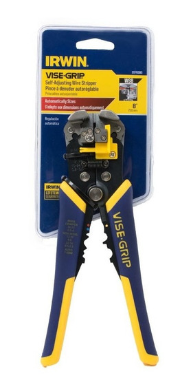 Pelacable Autoajustable Alicate Vise-grip Irwin