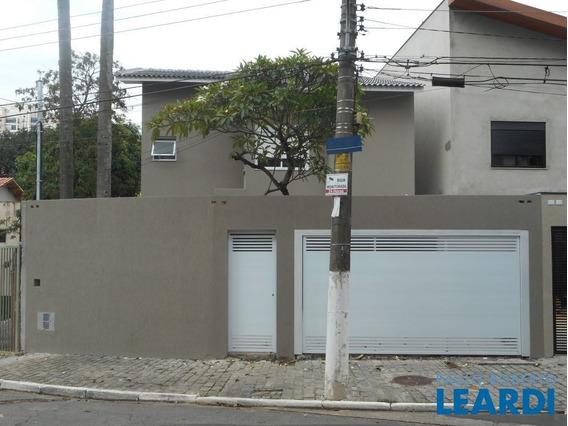 Sobrado - Jardim Prudência - Sp - 593279