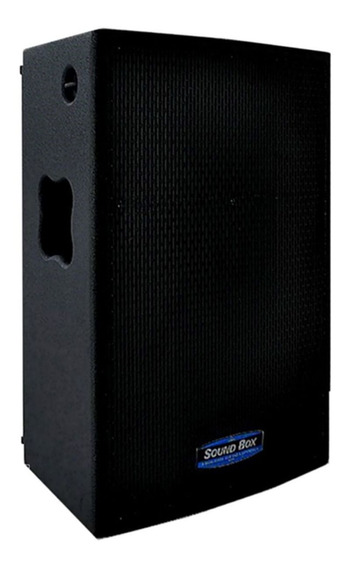 Caixa Acústica Passiva Ms12 - Soundbox Ms 12