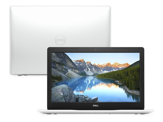 Notebook Dell Inspiron 3584 Core I3 4gb 256gb Ssd 15.6 Linux