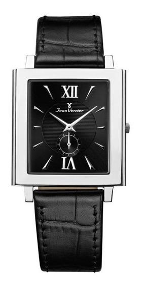 Relógio Slim Jean Vernier Jv829 Extra Chato
