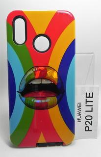 Funda Diseño-brillo Huawei P20 Lite + Pen