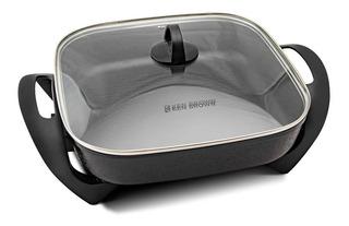 Sarten Electrica Para Cocina Ken Brown Antiadherente Grill