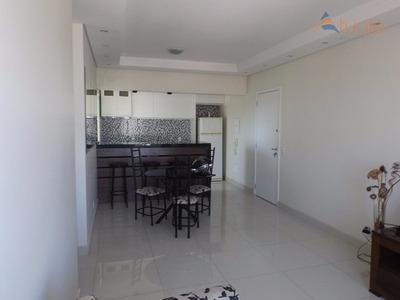 Apartamento Com 3 Dormitórios Para Alugar, 70 M² Por R$ 1.500/mês - Vila Santa Catarina - Americana/sp - Ap3101