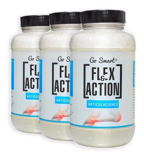 Flex & Action X 540 G Colágeno Y Coenzima Q10 Go Smart